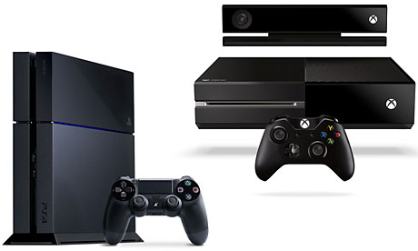 ps4 xbox one est ce que ces consoles ne sortent pas un an trop t t. Black Bedroom Furniture Sets. Home Design Ideas