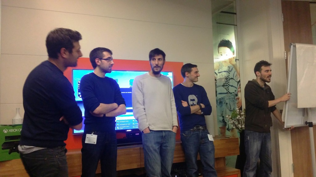 Game Jam Project Spark : le jury